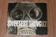 U2 - Sweetest Thing (1998) (MCD) (Island Records ‎– CIDX 727, 572 464-2)