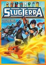 SLUGTERRA- Heroes of the Underground Vol 4 DVD
