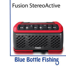 Fusion Stereo Active RED
