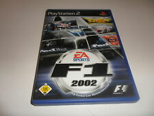 PlayStation 2  PS 2  F1 2002
