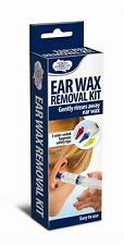 Ear Wax Removal Kit Rinse Flush Ears Remover Clean Cleaner 3 Tips Healthy Safe