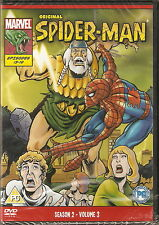 SPIDER-MAN - The Original Animated Series 2. Volume 3 (NEW/SEALED DVD 2010)