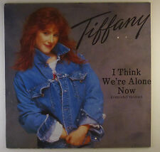 "12"" Maxi - Tiffany - I Think We're Alone Now (Extended Version) - L5515c"