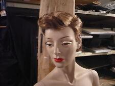 HARD CAP WIG from ROOTSTEIN mannequin S14. Short dark blonde 111 hardcap