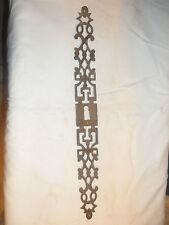 1 ancienne entrée de serrure de meuble en fer 18/19ème, armoire,bonnetière