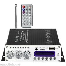 Kentiger V10 Bluetooth Hi-Fi Class-AB Stereo Super Bass Audio Power Amplifier.