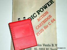 Nordic Power - Cartridge Plus 7.2 wie Action Replay C64 Fast Load Freezer Packer