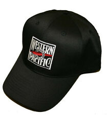 Western Pacific Feather River Embroidered Hat [hat24]