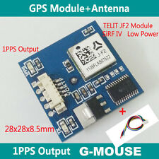 GPS Module | GPS Receiver with Antenna SiRF IV 1PPS Baud Rate 4800