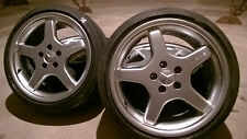Mercedes Benz AMG Styling III Alloy Wheels Felgen 9x18 W210 W211 R129 W209 W208