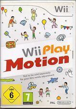 Juego Para Nintendo Wii - Wii Play Motion - Con Embalaje Original -