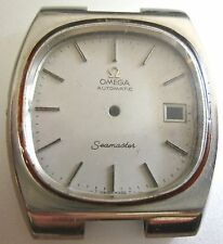 OMEGA  ORIGINAL seamaster   CASE and dial , NO MOVEMENT...ref 198 0078