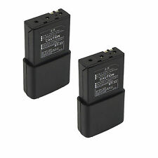 2x 5 * AA Radio Battery Pack Shell pour KENWOOD TK308 208 TH22AT 42AT New+piste