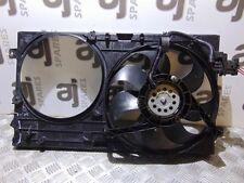 VW BEETLE CONVERTIBLE 1.6 PETROL 2004 RADIATOR COOLING FAN (HAS DAMAGE)