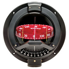 Ritchie BN-202 Navigator Compass Marine Sailboat Bulkhead Mount with Clinometer