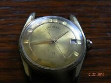 Vintage Mens Swiss Lord Benex AUTOMATIC WRISTWATCH 30 JEWELS INCABLOC