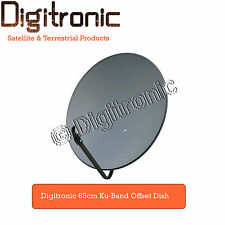 Digitronic 65cm Brand New Ku-Band Offset Satellite Dish