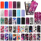 New Luxury Premium Flip Wallet Leather Case Cover For Various iPhone Models