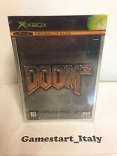 DOOM 3 LIMITED EDITION - XBOX - NEU NEW SEALED PAL VERSION VERY RARE