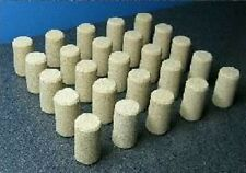 "WINE CORKS 25 #9 AGGLO FIRST QUALITY WINERY GRADE 1.75"" TECHNICAL CORK 45 x 22.7"