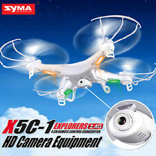 Syma X5C-1 2.4Ghz 6-Axis Gyro RC Quadcopter Drone UAV RTF UFO with HD Camera