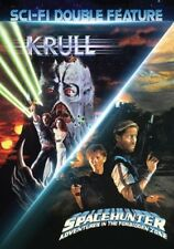 80's Sci-Fi Double Feature: Krull / Spacehunter (2015, DVD NIEUW)