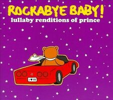 ROCKABYE BABY CD LULLABY RENDITIONS OF PRINCE BRAND NEW SEALED