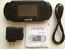 PMP 2 Portable Color Game Console 100+Games Compare to PSP Download Music Pix US