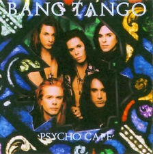 Bang Tango - Psycho Cafe - cassette tape
