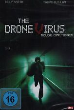 DVD NEU/OVP - The Drone Virus - Tödliche Computerviren - Billy Wirth