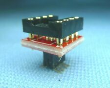 Adapter Replace Surface Mount opamp SOP8 package by DIP8 AD8610