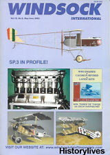 Windsock International V19 N3 Savio Pomilio Aussie Caudron G.3 WWI Engines