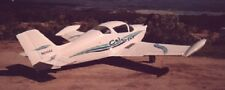Mirage Celerity USA Homebuilt Airplane Wood Model Replica Small Free Shipping