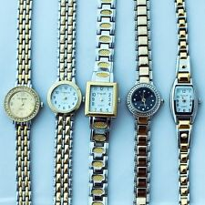 Job Lot of 5pcs Fashion Lady Women Girl Watch Dress Wristwatches Bracelet JBT1F5