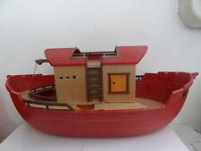 PLAYMOBIL BATEAU ARCHE DE NOE  / FIGURE PLAYMOBIL AP028