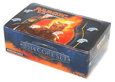 Magic 2014 / M14 Booster Pack Box ENGLISH Sealed Brand New - MTG MAGIC ABUGames