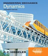 Engineering Mechanics: Dynamics (13th Edition) by Hibbeler, Russell C.