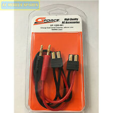 Charge lead serial Traxxas, silicon wire 14AWG (1pc)
