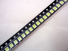 SMD LED 50 PCS LOT HIGH POWER BRIGHT 3528BW LED LIGHT STRIP ICE BLUE BRAND NEW