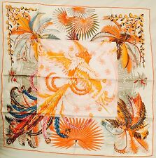 Beautiful Brand New Authentic Hermes Phoenix scarf 90cmx90cm