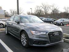 Audi: A6 3.0L TDI Pre