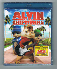 ALVIN ET LES CHIPMUNKS - TIM HILL - 2008 - BLU-RAY NEUF NEW