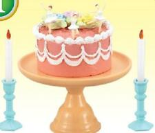 Re-ment miniature#63 Fairy Tales Ballet Dancer Cake Candle Stand