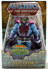 Intergalactic Skeletor Masters of the Universe Space Mutants Figure SHELF WEAR