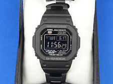 Casio GW-M5610BC-1JF G-SHOCK Multiband 6 Watch Japan Model GW-M5610BC-1 New