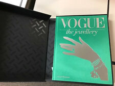 Vogue the Jewellery by Carol Woolton (2016, Hardcover)