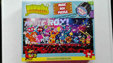 Moshi Monsters Music Rox Puzzle 150 Piece Puzzle  Metallic Finish