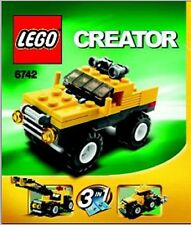 LEGO 6742 - Creator: Basic Model: Traffic - Mini Off-Roader 3 in 1 - LOOSE