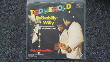 Ted Herold - Rockabilly-Willy 7'' Single [Matchbox - Rockabilly rebel]