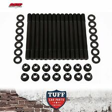 BA BF FG Ford Falcon 6 Cylinder ARP 8740 Series Head Stud Kit M12 12mm 12pt Nuts